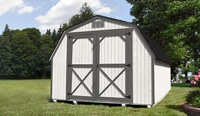 Yoder's Portable Buildings Barn