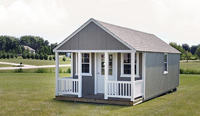 Yoder's Portable Buildings Custom Buildings