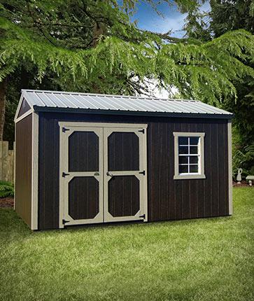 Portable Garden Sheds - Yoder's Portable Buildings