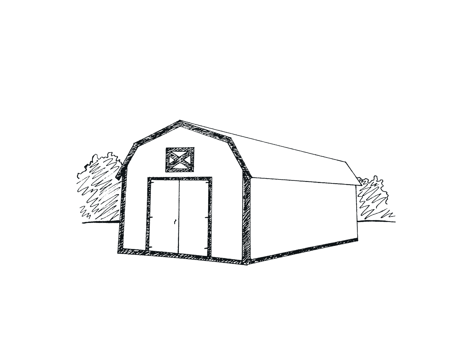 Metal Building Option - Yoder's Portable Buildings