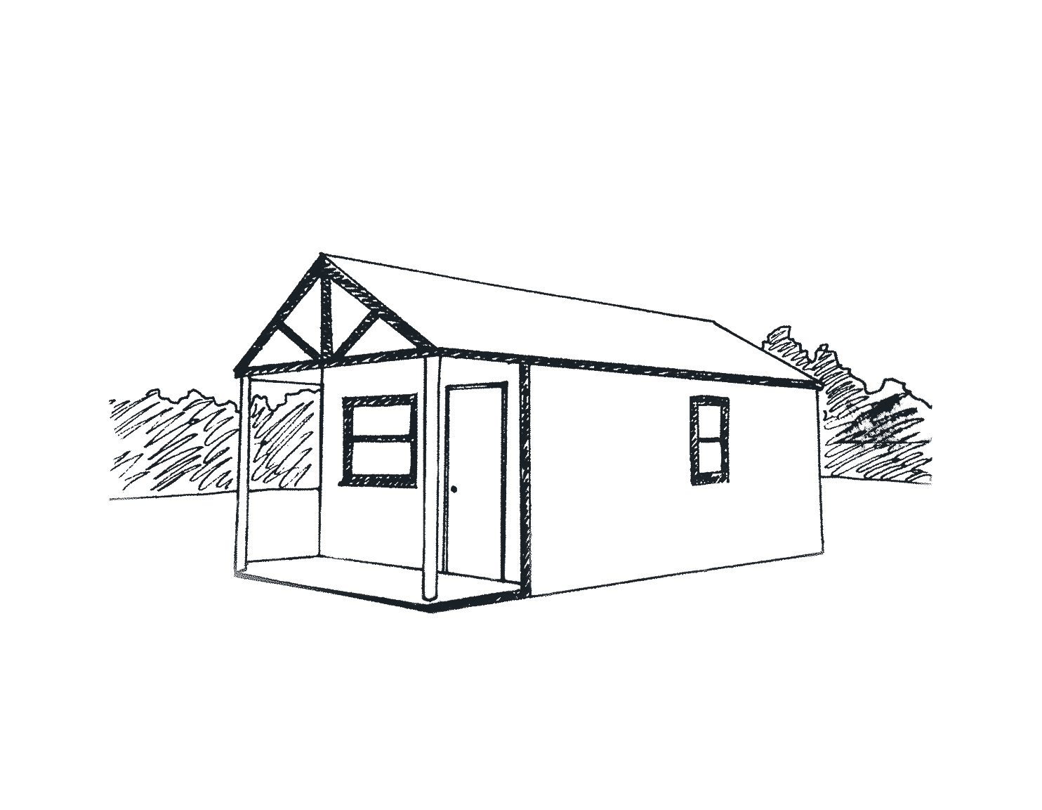 Wood Building Option - Yoder's Portable Buildings