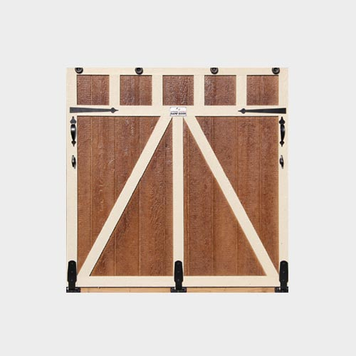 Rampage Door System - Yoder's Portable Buildings